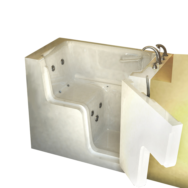 Sanctuary Medium Wheelchair Access Walk In Tub