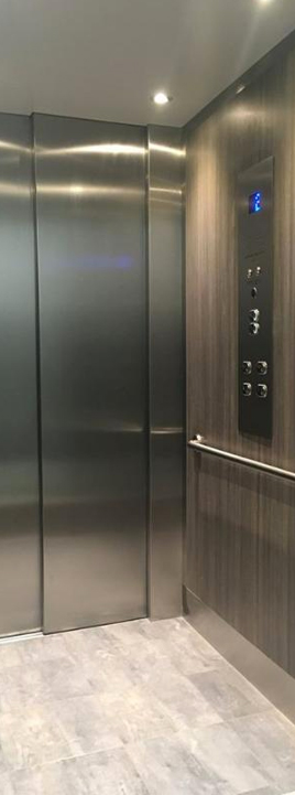 AmeriGlide Lula Commercial Elevator Example